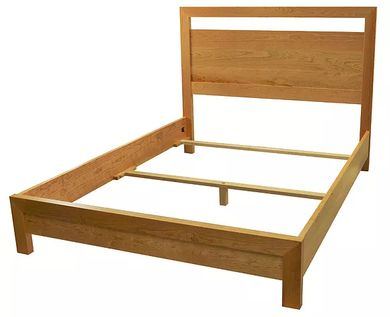 frame of a bed
